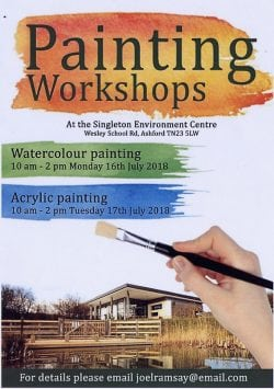 Painting Workshops