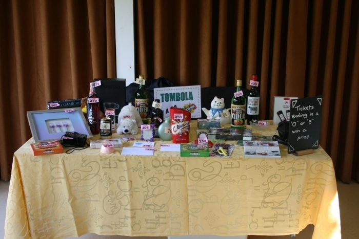 Events - Tombola