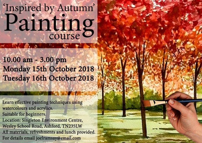 Autumn Painting Course