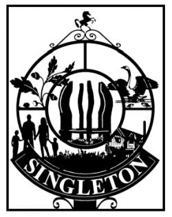Singleton Sign